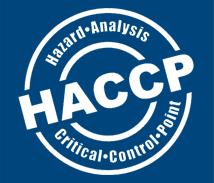 Cumplimos con las normas HACCP